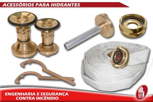 Acessorios para hidrantes