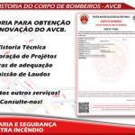 Avcb renovação sp