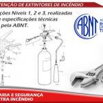 Empresa de extintores de incendio